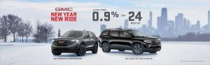 January Costco GMC Special Incentives Offers Jack Carter Northstar GM Creston British Columbia